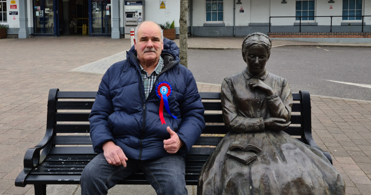 Councillor Andy Moore is joining Hampshire Independents